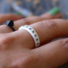 Bought myself a little present minimarkt Sternschanze Ring xxx vonhellip